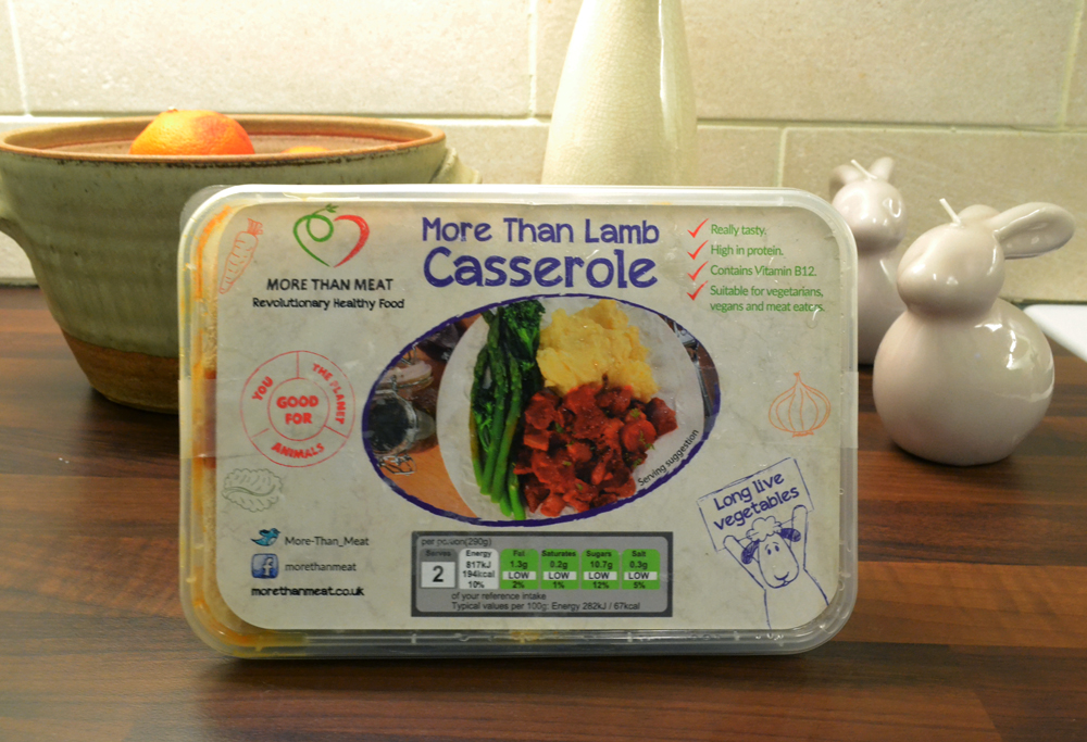 More Than Meat Lamb Casserole