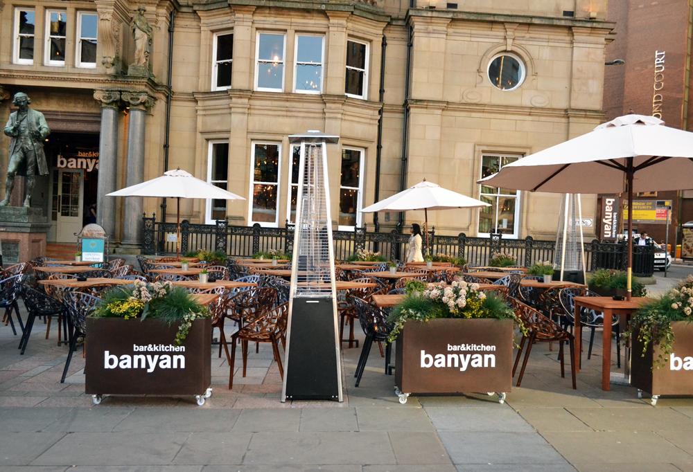 Loch Fyne Restaurants City Square Leeds
